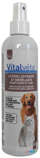 Vitalvéto Polish And Detangler Lotion 250Ml Dog/Cat 341 gr