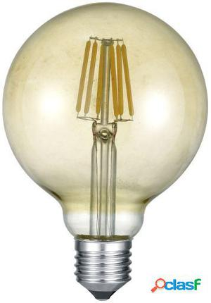 Wellindal Bombilla filamento led E27 6w 2700k 420lm