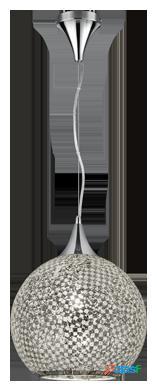 Wellindal Colgante Mosaique 1xE27 max 60w