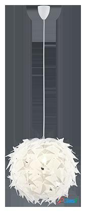 Wellindal Colgante Neptun 1xE27 max 60w