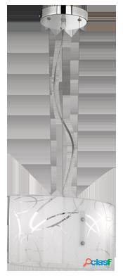 Wellindal Colgante Spirelli 2xE27 max 60w