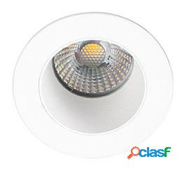 Wellindal Empotrable Clear Blanco 1 led 3W 3000K 36
