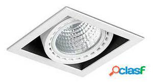 Wellindal Empotrable Mini Colin-1 blanco led 12-18W 2700K 20