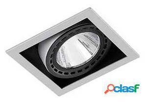 Wellindal Empotrable Mini Colin-1 gris led 12-18W 3000K 56