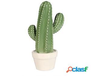 Wellindal Figura Decorativa Cactus 1