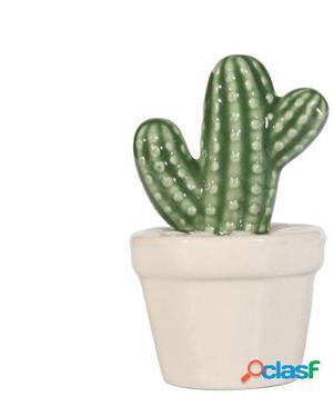 Wellindal Figura Decorativa Cactus 3