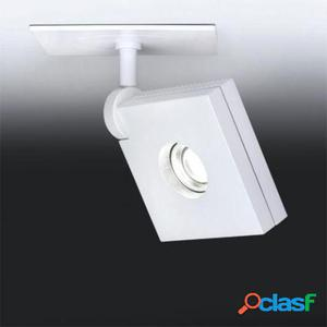 Wellindal Lampara empotrable 1 Luz blanco