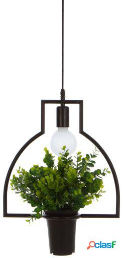 Wellindal Lámpara Decorativa Led Plant 1 Suspensión