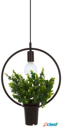 Wellindal Lámpara Decorativa Led Plant 4 Suspensión