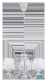 Wellindal Lámpara de techo Cortez 3xE14 max 25w