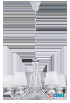 Wellindal Lámpara de techo Cortez 5xE14 max 25w