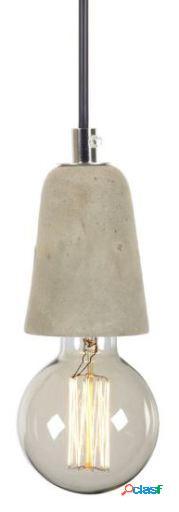 Wellindal Lámpara primeed cemento cemento