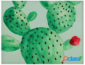 Wellindal Mantel Cactus 40X30 1 Persona