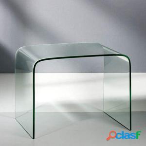 Wellindal Mesa Auxiliar Cristal