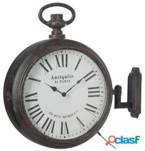 Wellindal Reloj Antiguo Led
