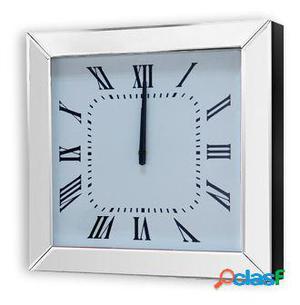 Wellindal Reloj De Pared Adam 40X40