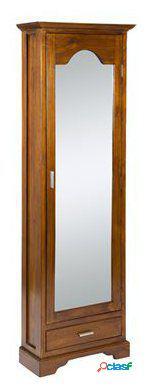 Wellindal Zapatero con puerta de espejo