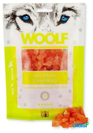 Woolf Snack para Perros de Pollo 100 GR