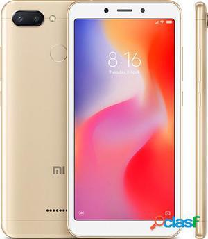 Xiaomi Smartphone Redmi 6 Gold