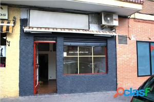 ALQUILER LOCAL COMERCIAL CENTRICO
