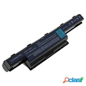 Bateria para Acer Aspire 4551 G,G 4771,5741G, Litio Ion 6600