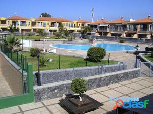 Costa SilencioPiso 1 habitacion con garaje y terraza en