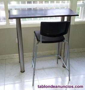 Mesa alta de cocina de diseño   Posot Class