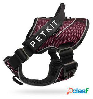 PetKit Arnes para Perros Anti-Tirones Air Naranja/azul
