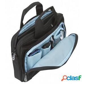 "Tech Air maletin moderno 15,6"" Negro/Azul Tan1202, original"