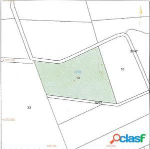 Terreno rustico en venta en la zona del Parador