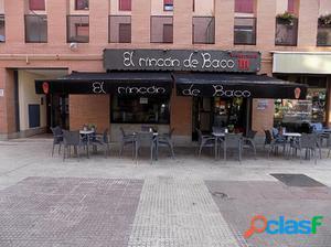 Traspaso de Vinoteca en zona centro de Alcalá de Henares