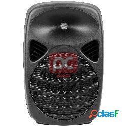 Altavoz 10' 60w con amplificador mp3 bluetooth micrófono