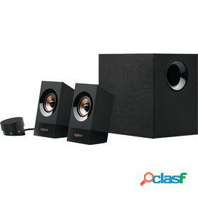 Altavoz 2x 3.5 mm 60 w negro