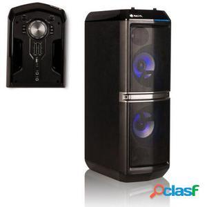 Altavoz portatil ngs sky home - 200w - bluetooth - fm -