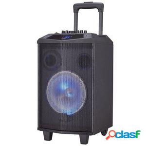 Altavoz trolley bluetooth denver tsp-304 - 25w rms -