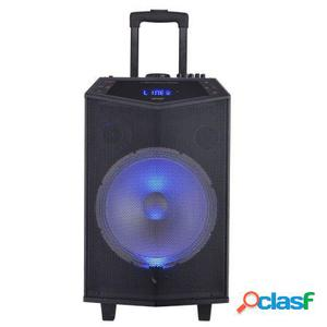 Altavoz trolley bluetooth denver tsp-404 - 40w rms -