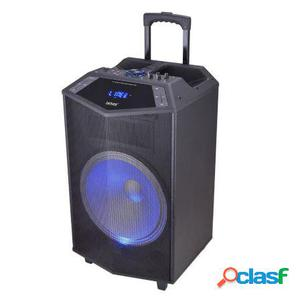 Altavoz trolley bluetooth denver tsp-504 - 50w rms -