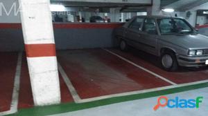 Amplia Plaza de garaje en Teatinos