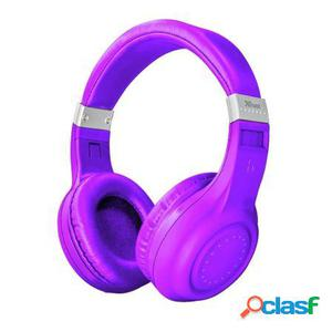 Auriculares inalambricos trust dura neon purple - bluetooth