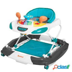 Baninni Andador para bebés 2 en 1 Rosco azul BNBW004-TQGY
