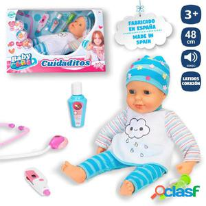 Bebé baby care cuidaditos 48cm