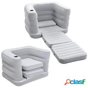Bestway Sillón cama inflable para 1 persona Multi Max II