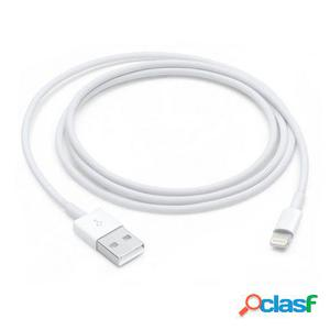 Cable original apple con caja conector lightning a usb - 1