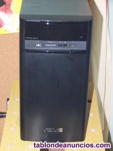 Caja chasis asus a31an desktop