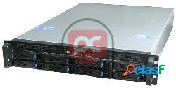 Caja rack 19' ipc atx 2u 1x5.25' 5x3.5' fondo 600mm
