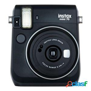 Camara instantanea fujifilm instax mini 70 negra - espejo