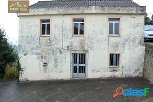 Casa con terreno para reformar en Cereo - Coristanco por