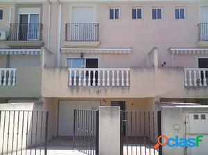 Chalet adosado en venta en calle Riu Albaida, 32, Senyera
