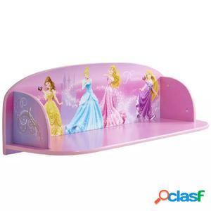 Disney Estantería de Princesas 59x20x20 cm rosa WORL660004
