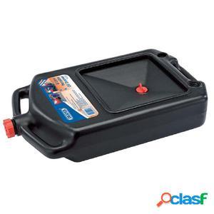 Draper Tools Contenedor de drenaje portátil para aceite 8 L